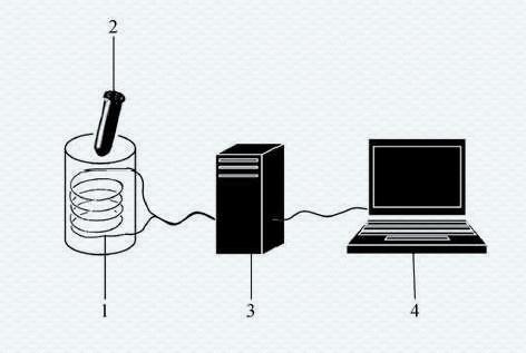Устройство для фиксации и анализа эм. сигналов